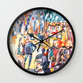 CONFERENCE          by Kay Lipton Wall Clock