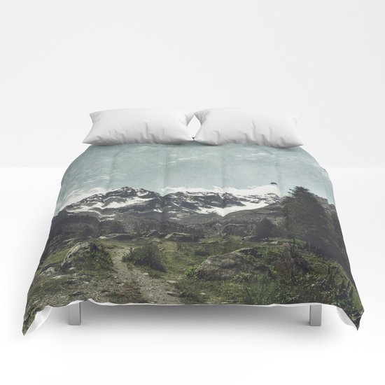 High Valley Alps Comforters