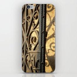 Scroll Gate iPhone Skin