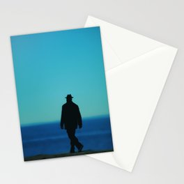 Mysterious Man Stationery Cards