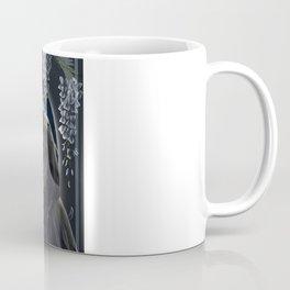 solar owl jupiter  Coffee Mug