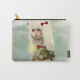 My Fishy Friend Carry-All Pouch