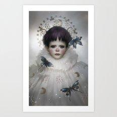 Nordica Art Print