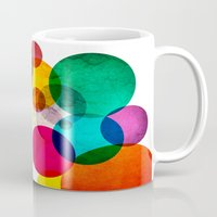 bubbles Mugs featuring Bubbles by Lawson Images