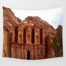 Petra #3 Wall Tapestry