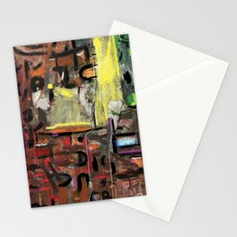 Labyrinthe of Life Stationery Cards