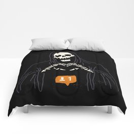 New Follower Comforters