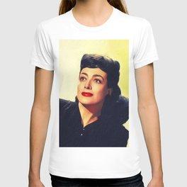 Joan Crawford, Hollywood Legend T-shirt