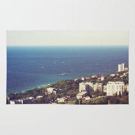sea landscape Rug