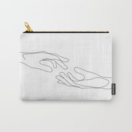 Between Us Carry-All Pouch