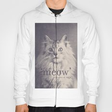 Famous Quotes #2 (anonymous cat, 1952) Hoody