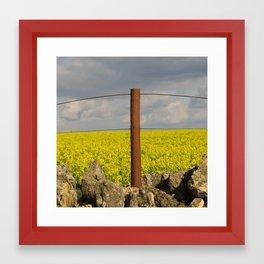 Bredon Hill Framed Art Print