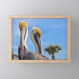 buddies Framed Mini Art Print