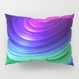 Twisting Forms #5 Pillow Sham