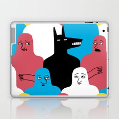A Wolf Laptop & iPad Skin