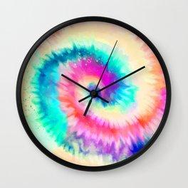 Mix color Wall Clock