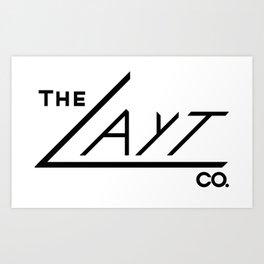TheLaytCo Art Print