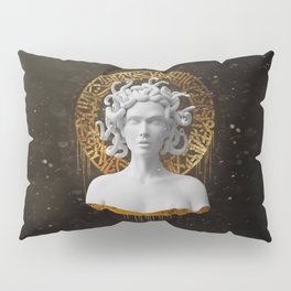 Medusa Aurora Pillow Sham
