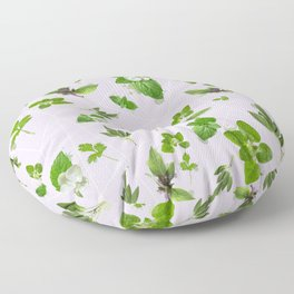 Herbs Floor Pillow
