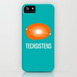Techsistens 1 iPhone Case
