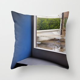 Villa Savoye 2 Throw Pillow