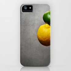 Lemon and Lime iPhone (5, 5s) Slim Case