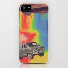 What A Long Strange Trip It's Been iPhone Case