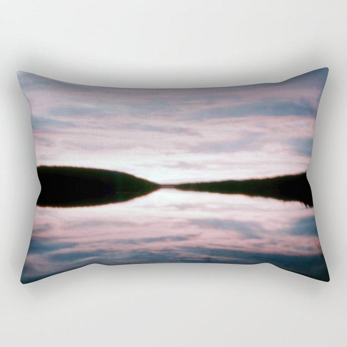 Beautiful Setting 2 Rectangular Pillow