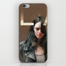 Occasionally, I Give A Damn iPhone Skin