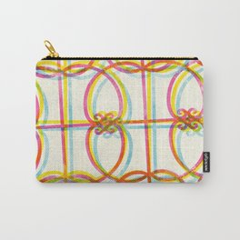 Neon Rejas Carry-All Pouch