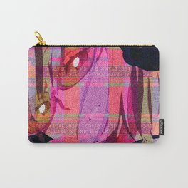 Glitchy love Carry-All Pouch