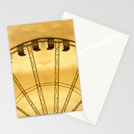 Carnival Cryptography Stationery Cards