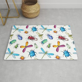 The insects Rug