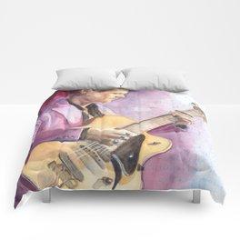 Just Like Elvis Comforters