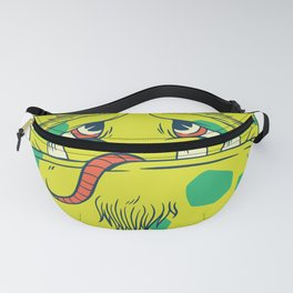 Monster as a pillow Fanny Pack