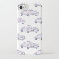 porsche iPhone & iPod Cases featuring Porsche by Kara Ashley Shreeve