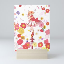 Sakura Kinomoto | Card Captor Sakura Mini Art Print