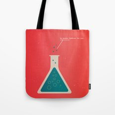 My Beaker Bubbles For You  Tote Bag