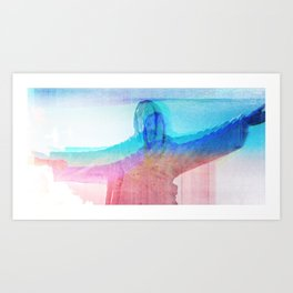 The Grace of Both/And Art Print