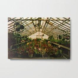 Flower Room Metal Print