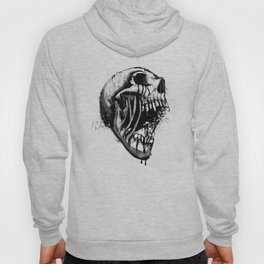 Melting Primal Scream - Skull Hoody