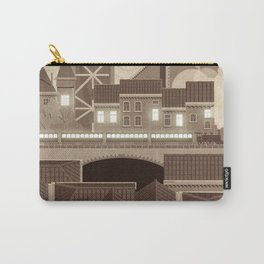 Townscape Vintage Carry-All Pouch