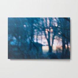 light Metal Print
