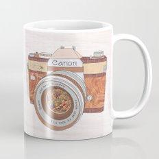 Wood Canon Mug