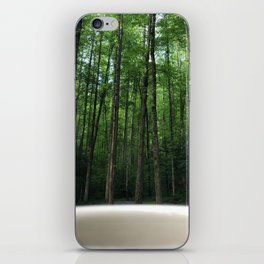 Breakfast View, Smoky Mountain Tennessee iPhone Skin
