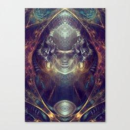 Subconscious New Growth Canvas Print