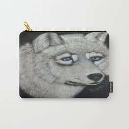 Grey Wolf Collection Carry-All Pouch