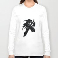 berserk Long Sleeve T-shirts featuring Gatsu by the minimalist