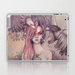 Eagle princess Laptop & iPad Skin