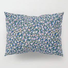 Garden Ditzy - Purple Pillow Sham